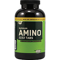 Аминокислоты Optimum Nutrition Superior Amino 2222 Tabs (160 табл)