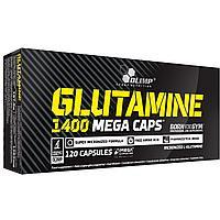Глютамин Olimp Glutamine 1400 Mega Caps (120 капсул)