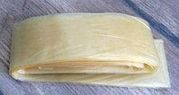 Коллагеновая оболочка для колбасы диаметр 50 мм длина 350 мм.