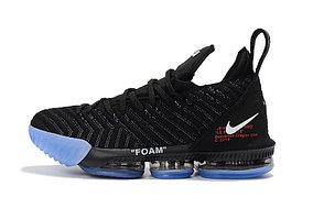 Баскетбольные кроссовки  Nike LeBron 16