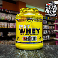 "Сывороточный протеин от SteelPower ""Fast Whey"" 1800гр/60порций"