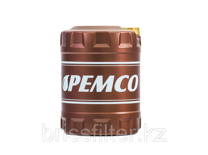 Моторное масло для высоконагруженных двигателей PEMCO DIESEL G-9 Nano 10w40 20л