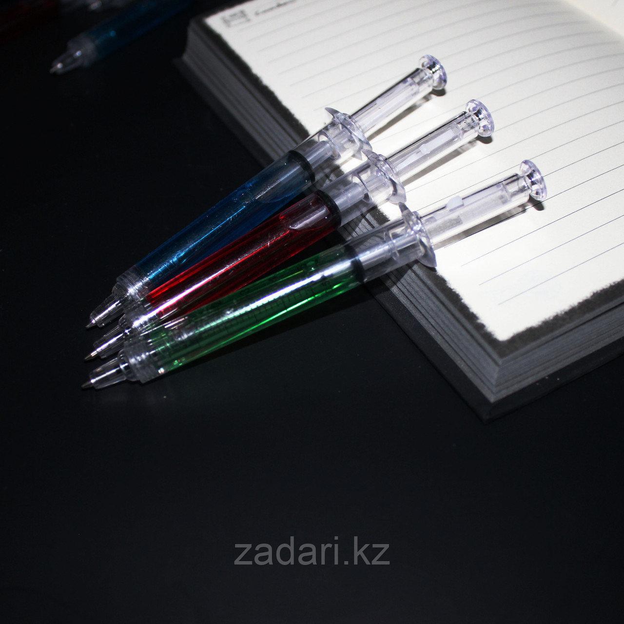 Ручка «Шприц»