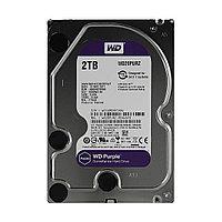 Western Digital Purple HDD 2Tb WD20PURZ Жёсткий диск для видеонаблюдения