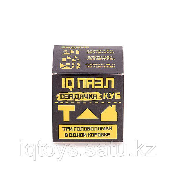 Головоломка ОЗАДАЧКА 12628 Куб 1