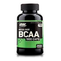 Optimum Nutrition BCAA 1000-200кап.