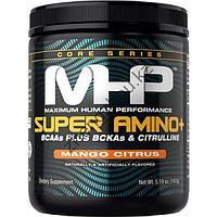 Аминокислота MHP SUPER AMINO 147 гр (Манго цитрус)