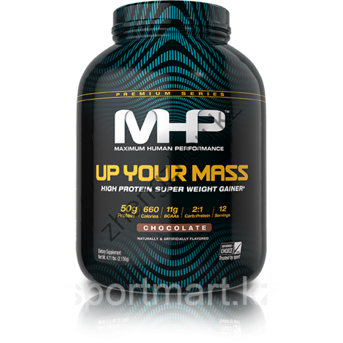 Гейнер MHP Up Your Mass (0,9 кг), фото 1