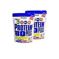 Многокомпонентный протеин Weider Protein 80 PLUS (500 гр)