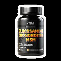 Для суставов и связок Glucosamine Chondroitin MSM VPLab (90 таблеток)