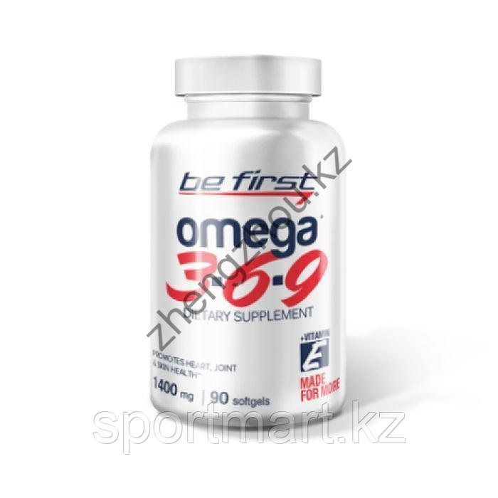 Omega 3-6-9 Be First (90 капсул)