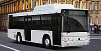 Автобус Yutong ZK6108HGH (CNG)