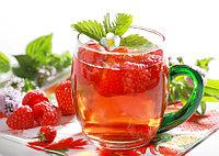 Китайский чай со вкусом малины (100 гр)