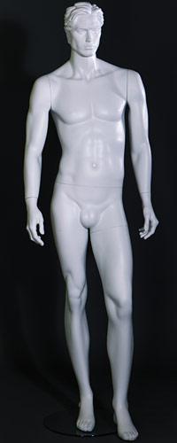 "Мужские манекены для одежды ""CLASSIC WHITE"" CLS.037.WH"