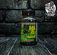 "Жиросжигатель - от Cloma Pharma ""Black Spider"" 25mg Eph (100 капс), фото 1"