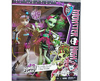 Куклы Монстер Хай Венера и Рошель, Monster High Venus and Rochelle