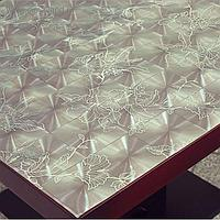 "Клеенка для стола ""Table Mat"" Transparent, Лазер , 80 см, рулон 20 п.м., TD 207-001-K05"