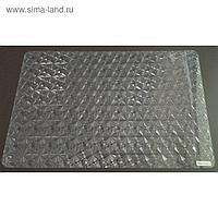 "Клеенка для стола ""Table Mat"" Transparent, Лазер, 80 см, рулон 20 п.м., TDK-001"
