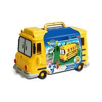 Кейс для хранения машинок Скулби (вместимость 14 машинок), фото 1