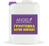 "Грунтовка  ""Angel"" БетоноКонтакт 5 кг"