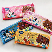 Молочный шоколад Disney 100 гр.