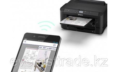Принтер струйный Epson WorkForse WF-7210DTW, фото 2