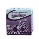 Лакомство СЕВАвит для кастрированных котов и стерилизованных кошек 60 таб.