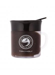 TONY MOLY Latte Art Cappuccino Cream In Scrub Крем-скраб для лица с ароматом капучино