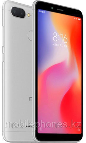 Xiaomi Redmi 6 64Gb Черный