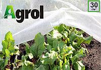 Укрывной материал Agrol - 30 (1.6*200) агроволокно