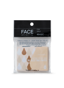 Tony Moly Oil Blotting Paper