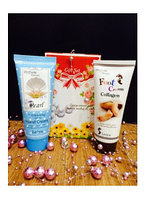 Leiya Gift Set/ Pearl Hand cream - Collagen Foot cream