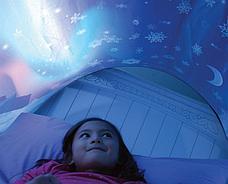 Тент на детскую кровать для защиты от света, фото 3