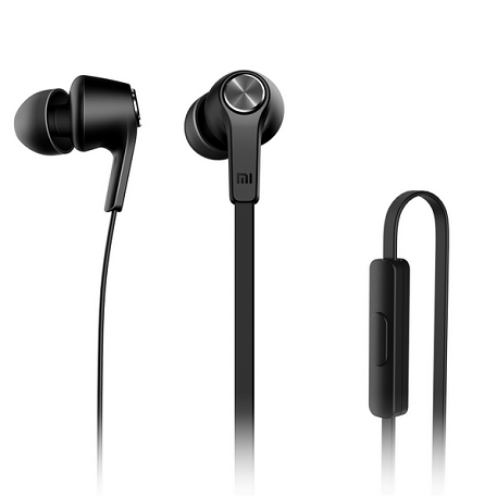 Наушники Xiaomi Mi Piston In-Ear Headphones Basic Edition Black