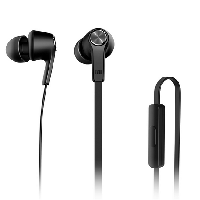 Наушники Xiaomi Mi Piston In-Ear Headphones Basic Edition Black, фото 1