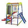 Детский спортивный комплекс для дома SportWood Plus 3, фото 5