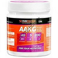 PureProtein, L-Arginine alpha, 200 грамм