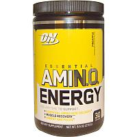 Аминокислота Optimum Nutrition Essential Amino Energy Ананас 270 гр
