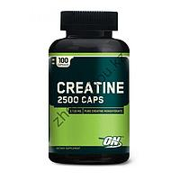 Креатин Optimum Nutrition Creatine 2500 (100 капсул)
