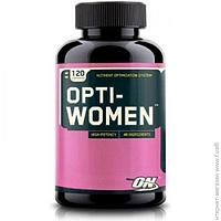 Витамины Optimum Nutrition Opti-Women 120 капсул