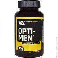 Витамины Optimum Nutrition Opti-Men 150 таблеток