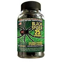 Жиросжигатель Black Spider 25 (100 капсул)