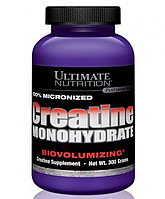 Креатин Ultimate Nutrition Creatine Monohydrate 300гр