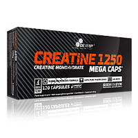 Креатин Olimp Creatine Mega Caps (120 капсул)