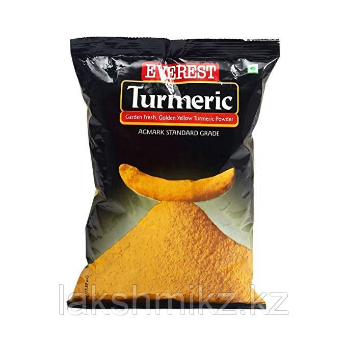 Куркума порошок, Эверест / Turmeric Powder, Everest, 500 гр
