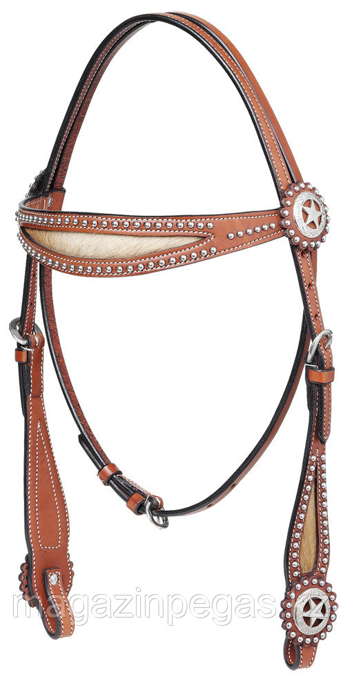 Уздечка Tattini Browband