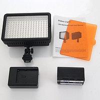 Накамерный прожектор LED-5023 + аккумулятор + зарядка