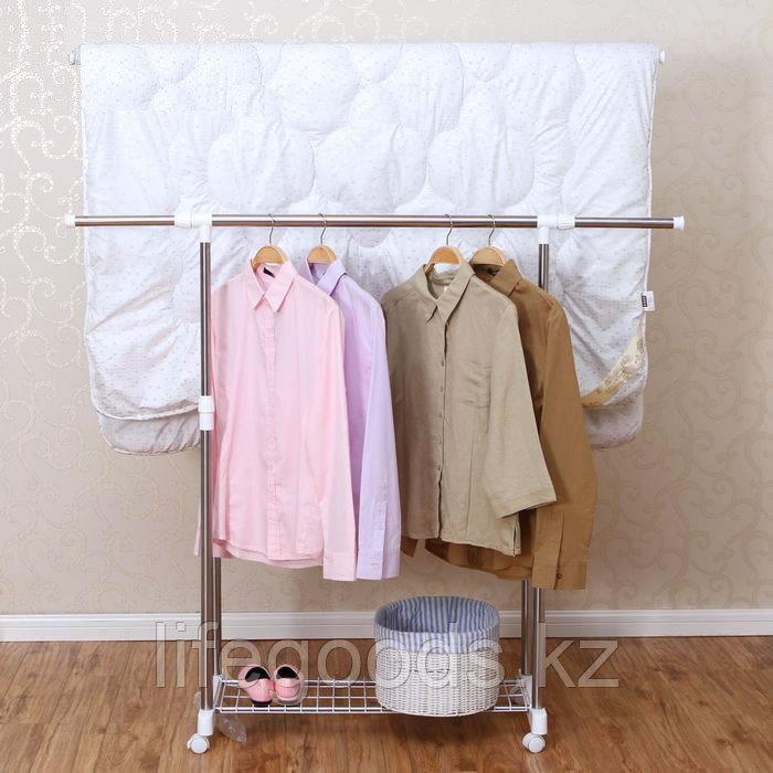 Вешалка напольная для одежды гардеробная YOULITE YLT-0329