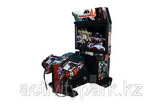 Игровой автомат - The House of dead