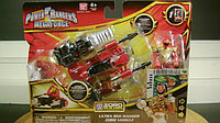 Power Rangers Megaforce Ultra Red Ranger Zord Vehicle Могучие Рейнджеры, фото 1